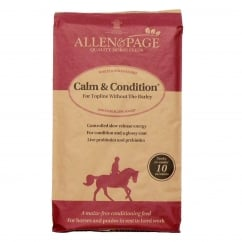 Calm and Condition Horse Feed 20Kg