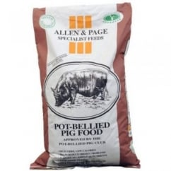 Pot-Bellied Pig Feed 20Kg