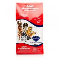 Adult Maintenance With Beef Working Dog Food 15Kg
