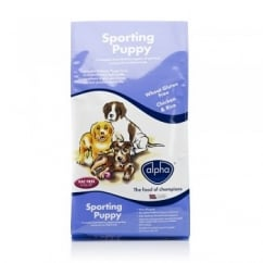 Sporting Puppy 15Kg - Complete Puppy Food
