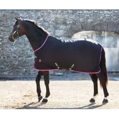 Stable Sheet Black & Purple