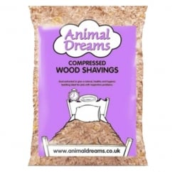Mini Lavender Scented Wood Shavings Pet Bedding