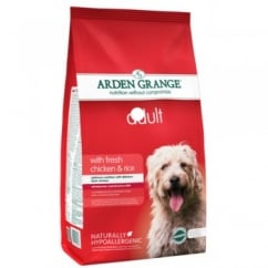 Adult Chicken and Rice Complete Dog Food