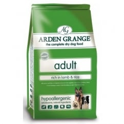 Adult Lamb and Rice Complete Dog Food
