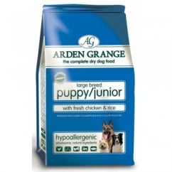 Large Breed Puppy / Junior Chicken & Rice 12Kg
