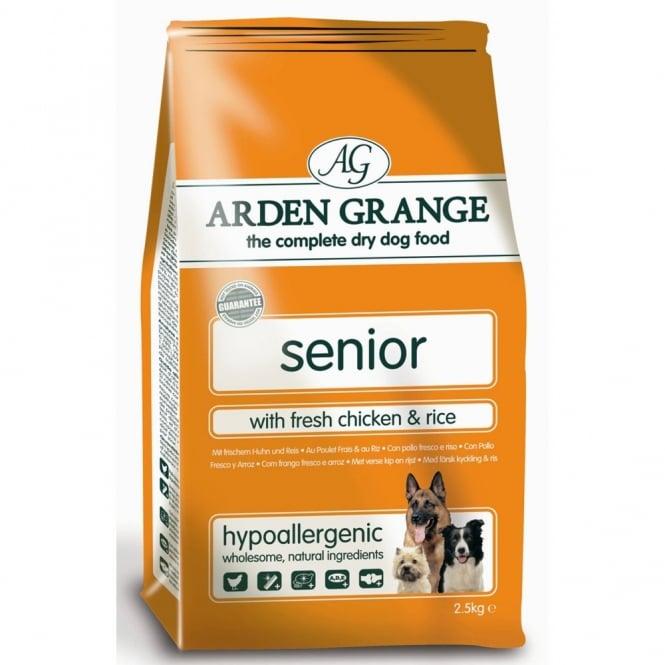 Arden Grange Senior Dog Food Kg