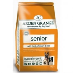 Senior Complete Dog Food Chicken & Rice 2Kg
