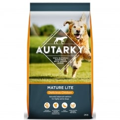 Autarky Mature Lite Chicken Dog Food