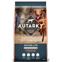 Autarky Mature Lite Succulent Salmon Dog Food