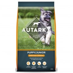 Autarky Puppy/Junior Chicken Dog Food