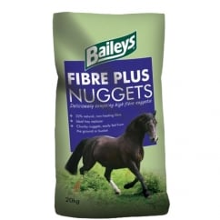 Fibre Plus Nuggets 20Kg - Horse Feed