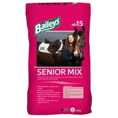 No 15 Senior Mix - Horse Feed 20Kg