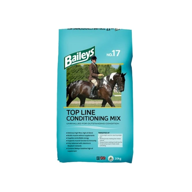 Baileys No 17 Conditioning Mix 20Kg