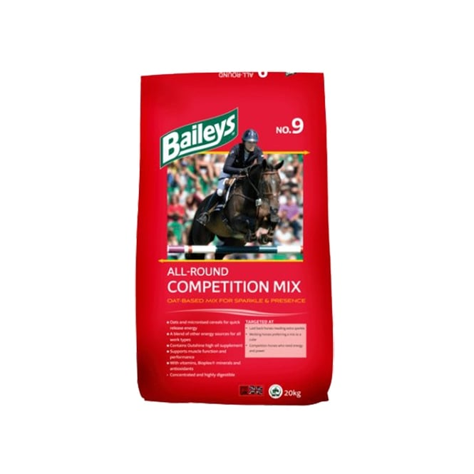 Baileys No 9 All Round Competition Mix 20Kg