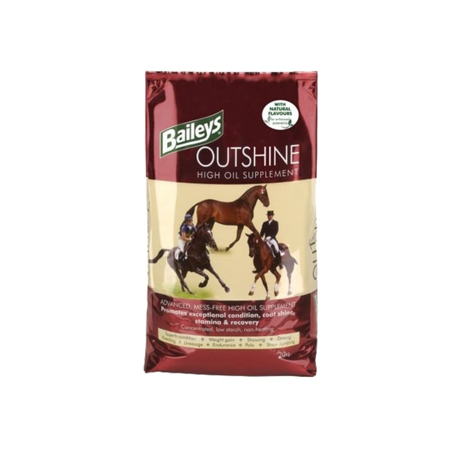 Baileys Outshine - Horse Feed 20Kg