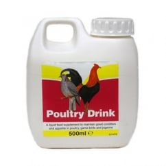 Poultry Drink - Poultry Mineral Supplement 500ml