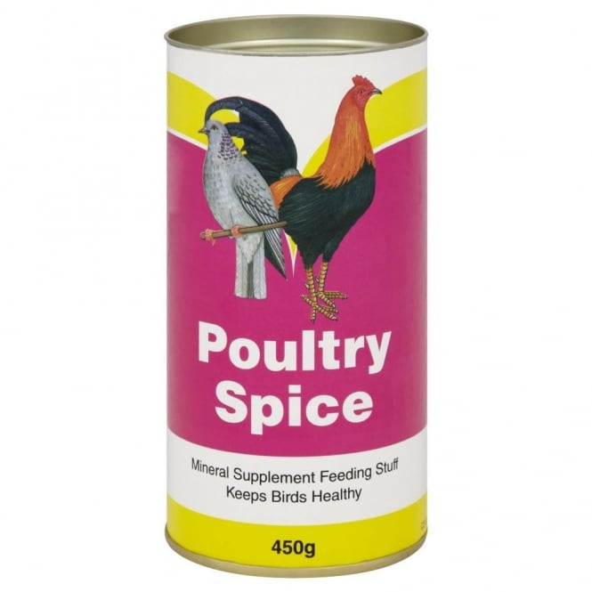 Battles Poultry Spice - Poultry Mineral Supplement 450g