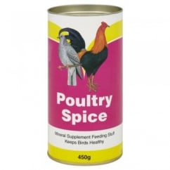 Poultry Spice - Poultry Mineral Supplement 450g