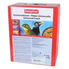 Bogena Universal Softbill Bird Food 5Kg (5 x 1Kg)