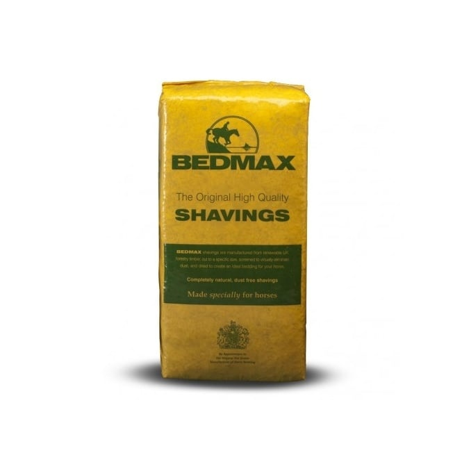 Bedmax Bedmax Shavings - Horse Bedding Bale - Approx 20Kg