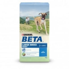 Adult Large Breed with Turkey - Complete Dog Food 14Kg