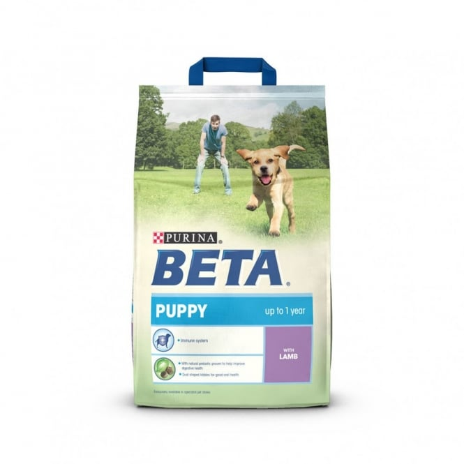 Beta Puppy with Lamb Complete Dog Food