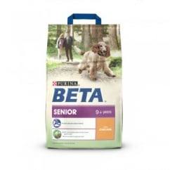 Senior 9+ Dog Food Chicken 2.5Kg