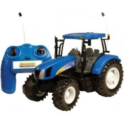 Britains Big Farm New Holand T6070 Radio Control Tractor 1:16 Scale