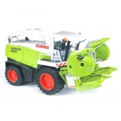 Bruder Claas Jaguar 900 Field Chopper Harvester 1:16 Scale Toy Model