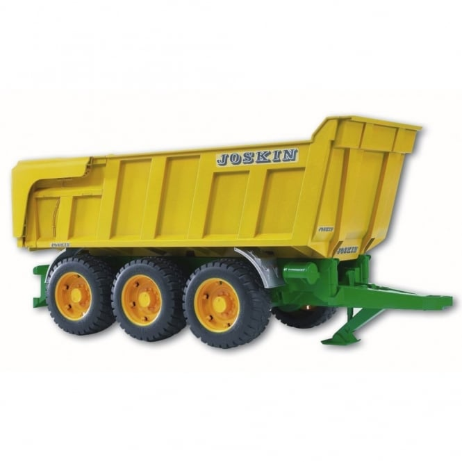 Bruder Joskin Tipping Trailer / Dumper 1:16 Scale Toy Model