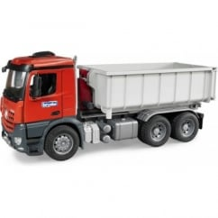 Bruder MB Arocs Lorry With Transport Container 1:16 Scale Toy Model