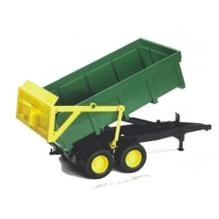 Bruder Tipping Trailer / Dumper 1:16 Scale Toy Model