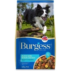 Active Complete Dog Food - 15Kg