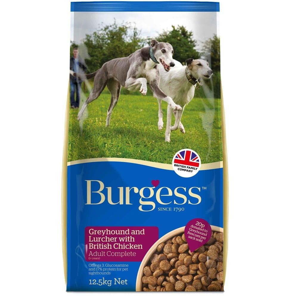 Burgess Dog Food