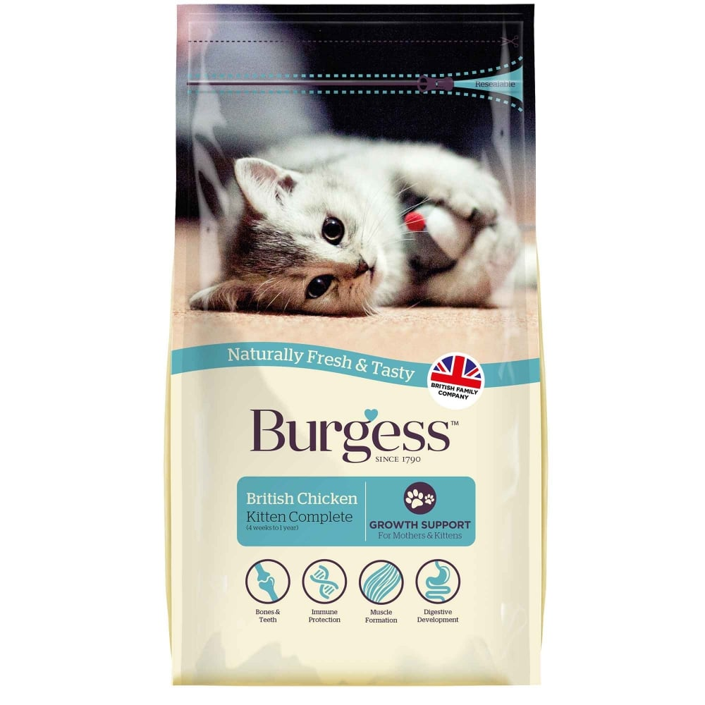 Burgess Supa Cat Food Kg