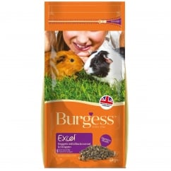 Excel Guinea Pig Nuggets Blackcurrent & Oregano 2Kg