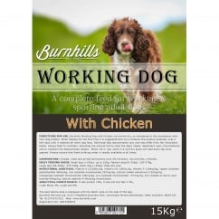 Complete Working Dog Food With Chicken 15Kg