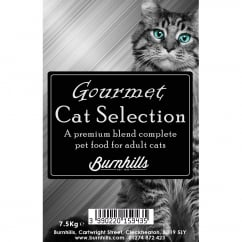Gourmet Cat Selection 7.5Kg - Complete Cat Food