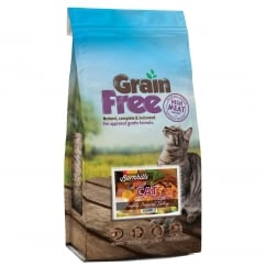 Grain Free Freshly Prepared Turkey For Cats - Cat Food