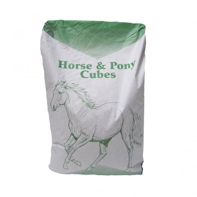 Burnhills Horse And Pony Cubes 20Kg