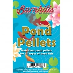 Burnhills Permium Pond Pellets - Pond Fish Food
