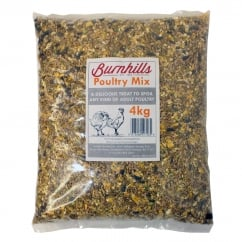 Poultry Mix - A Nutritious Poultry Treat
