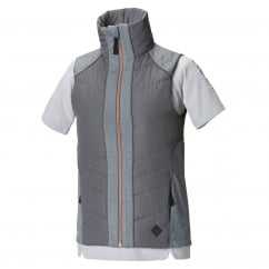 Bella Womens Gilet Grey