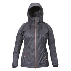 Isla Womens Waterproof Jacket Black
