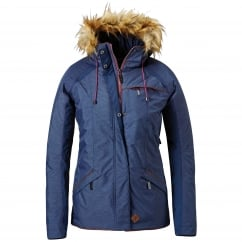 Nova Womens Jacket Navy