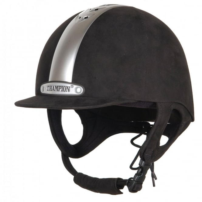 Champion Ventair Riding Hat Black
