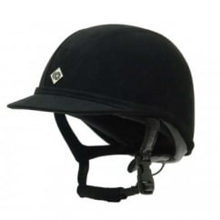 GR8 Horse Riding Hat Black
