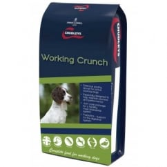 Working Crunch Dog Food 15Kg