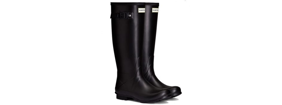 Hunter Neoprene Lined Wellingtons