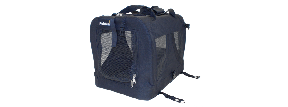 Happy Pet Canvas Pet Carrier